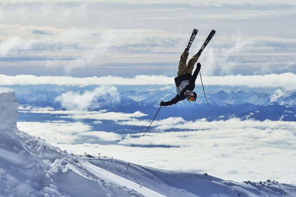 Salomon Arctic Lady Aluminum Ski Poles1