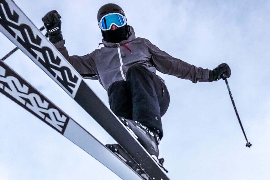 Salomon Arctic Lightweight Aluminum Ski Poles