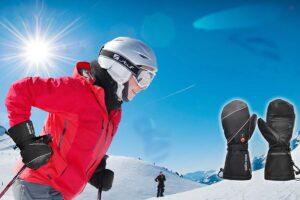 Snow Deer Heated Ski Gloves for Men and Women