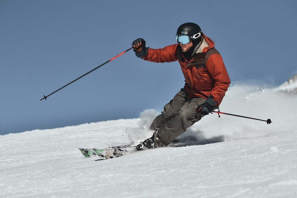 Zipline Lollipop 14.0 Graphite Carbon Composite Ski Poles