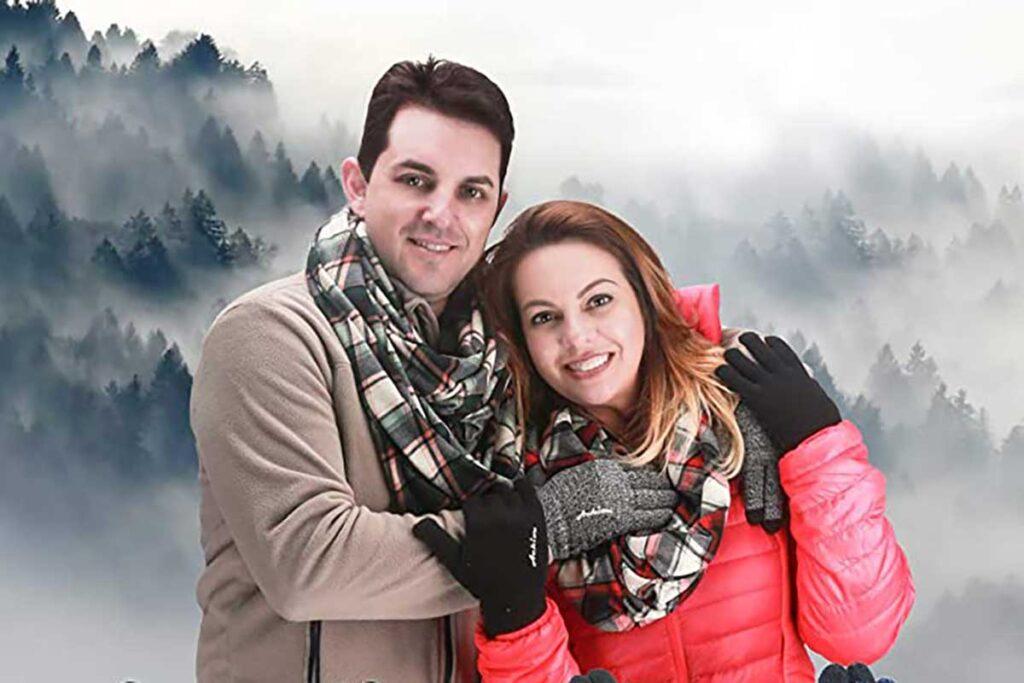 Achiou Winter Knit Touchscreen Winter Gloves